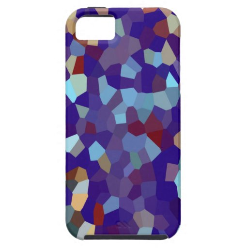 Cristales oscuros iPhone 5 carcasa