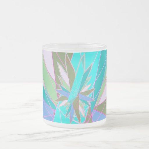 cristales tazas
