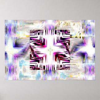 Cristalino retrace 3 póster