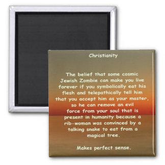 cristianismo imán de nevera