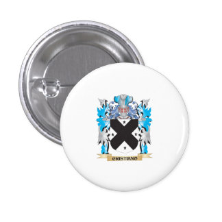 Cristiano Coat of Arms - Family Crest Pins