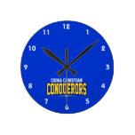 Cristiano de Coosa; Conquistadores Relojes De Pared