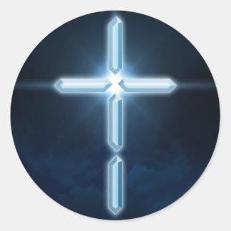 Cristiano de Digitaces - etiqueta cruzada del pega