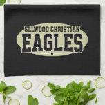 Cristiano de Ellwood; Eagles Toallas
