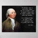 Cristiano de John Adams Posters
