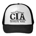 CRISTIANO DE LA CIA EN SIGLAS DE LA ACCIÓN GORRA