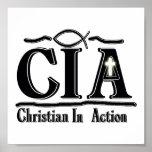 CRISTIANO DE LA CIA EN SIGLAS DE LA ACCIÓN IMPRESIONES