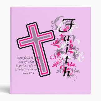 """Cristiano de la fe con la cruz carpeta 1"""""""