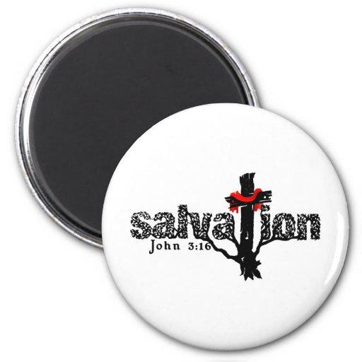 Cristiano del 3:16 de Juan de la salvación Iman