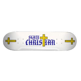 Cristiano del patín