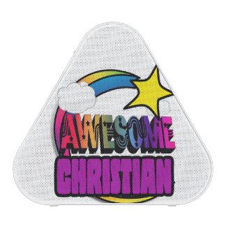 Cristiano impresionante del arco iris de la altavoz