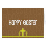 ~ cristiano Pascua feliz de la tarjeta de pascua