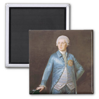 Cristiano VII 1788 Imán Cuadrado