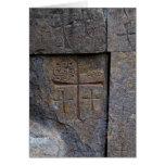 Cristianos antiguos tarjetas