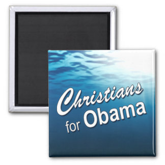 Cristianos para el imán de Obama (océano)
