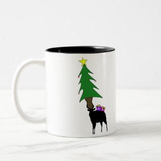 Cristmist Kudo Two-Tone Coffee Mug