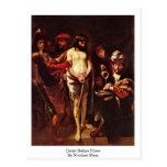 Cristo antes de Pilate de Nicolaes Mosa Tarjetas Postales