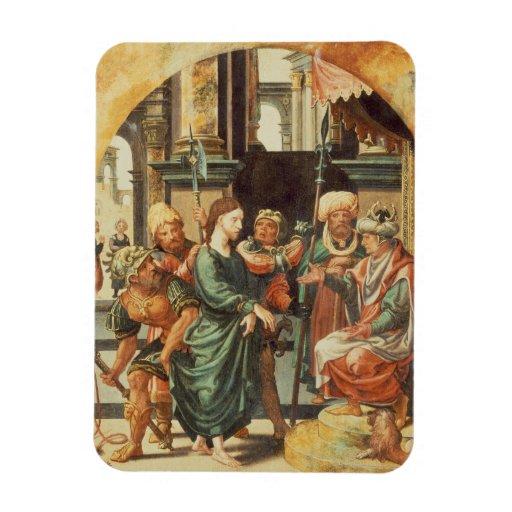 Cristo antes de Pilate Iman Flexible