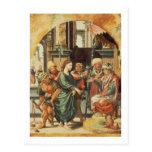 Cristo antes de Pilate Postales