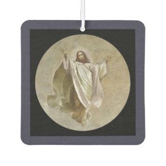 Cristo asciende al cielo por Garofalo