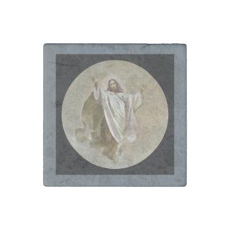 Cristo asciende al cielo por Garofalo Imán De Piedra