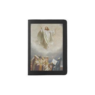 Cristo asciende al cielo por Garofalo Porta Pasaporte