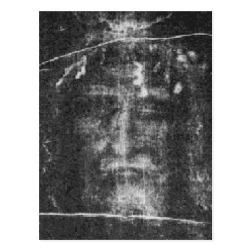 Cristo - cubierta de Turín Postal