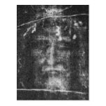 Cristo - cubierta de Turín Postales