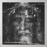 Cristo - cubierta de Turín Posters
