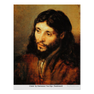 Cristo de Harmensz Van Rijn Rembrandt Impresiones