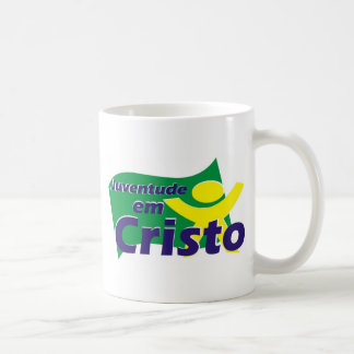 cristo del em del juventude taza de café