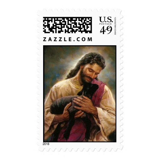 Cristo el buen pastor sellos