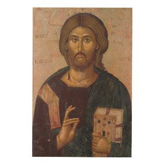 Cristo el redentor, fuente de la vida, c.1393-94 cuadro de madera