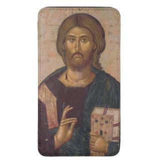 Cristo el redentor, fuente de la vida, c.1393-94 funda acolchada para galaxy s5