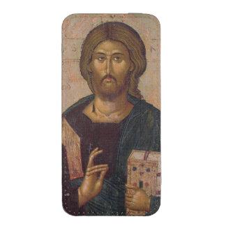 Cristo el redentor, fuente de la vida, c.1393-94 funda acolchada para iPhone