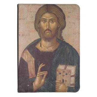 Cristo el redentor, fuente de la vida, c.1393-94 funda para kindle touch