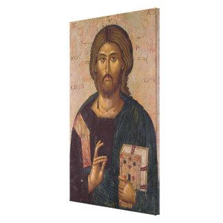 Cristo el redentor, fuente de la vida, c.1393-94 lienzo envuelto para galerías