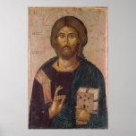 Cristo el redentor, fuente de la vida, c.1393-94 póster