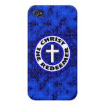 Cristo el redentor iPhone 4 protector