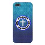 Cristo el redentor iPhone 5 cárcasas