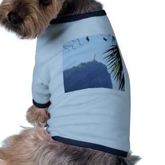 Cristo, el redentor camiseta de perrito