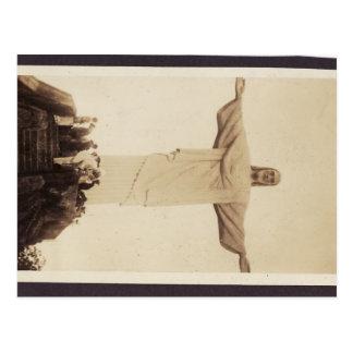 Cristo el redentor tarjetas postales