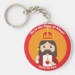 Cristo el rey llavero