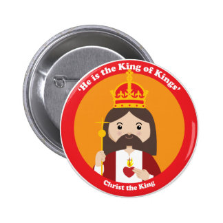 Cristo el rey pins