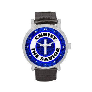 Cristo el salvador relojes
