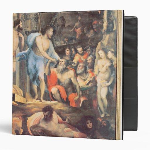 Cristo en el limbo, c.1530-35 (el panel)