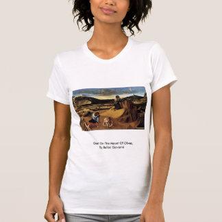 Cristo en el monte de los Olivos de Bellini Juan Camiseta