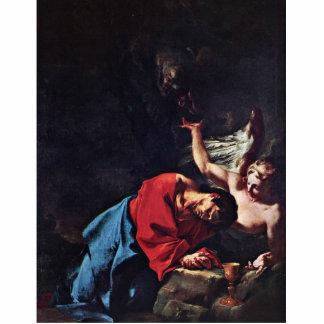 Cristo en el monte de los Olivos de Troger Paul Esculturas Fotograficas
