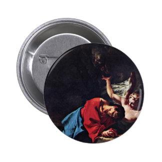 Cristo en el monte de los Olivos de Troger Paul Pin