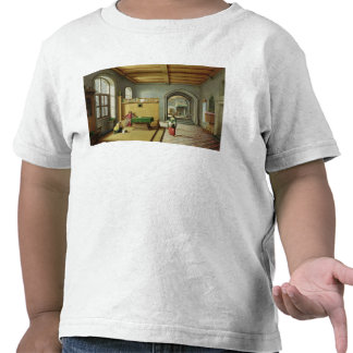 Cristo en la casa de Martha y de Maria Camisetas
